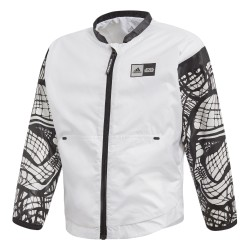 Adidas Star Wars Jacket Fiú Gyerek Széldzseki (Fehér-Fekete) CV5974