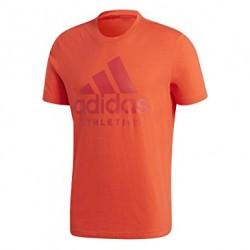 Adidas Sport ID Tee Férfi Póló (Piros) CF9557