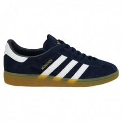 Adidas Originals München Férfi Cipő (Kék-Fehér) BB5297