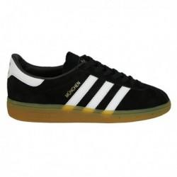 Adidas Originals München Férfi Cipő (Fekete-Fehér) BB5296