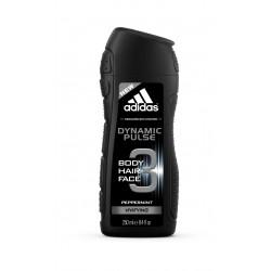 Adidas  Dynamic Pulse Férfi Tusfürdő 3in1 250ml