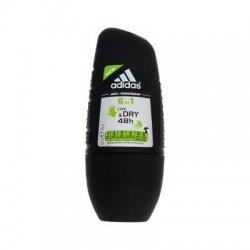 Adidas Cool & Dry 48h 6 in 1 Férfi Izzadásgátló Golyós Dezodor 50ml 856726