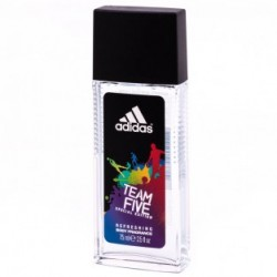 Adidas Team Five Férfi Pumpás Testpermet 75ml 550441