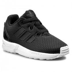 Adidas Originals ZX Flux I Fiú Gyerek Cipő (Fekete-Fehér) M21301