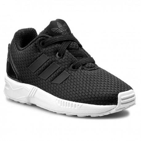 a8fcdcb79f Adidas Originals ZX Flux I Fiú Gyerek Cipő (Fekete-Fehér) M21301