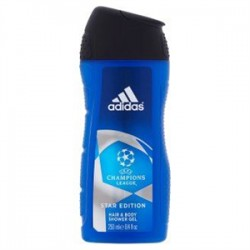 Adidas UEFA Champions League Champions Edition Férfi Tusfürdő 250ml 936175