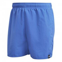 Adidas Solid Swim Short Férfi Úszó Short (Kék) CV7115