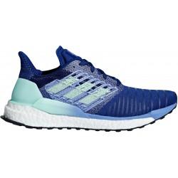 Adidas Solar Boost W Női Futó Cipő (Kék-Fehér) BB6602