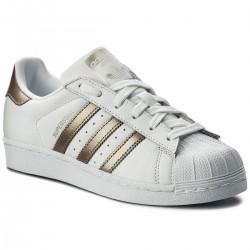 Adidas Originals Superstar W Női Utcai Cipő (Fehér-Arany) CG5463
