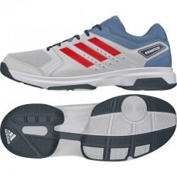 Adidas Performance Essence Shoes Férfi Kézilabda Cipő (Ezüst-Kék-Piros) BB6342