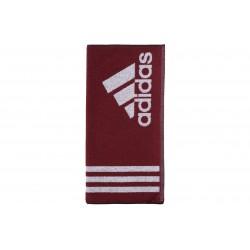 Adidas Towel S Törölköző (Bordó-Fehér) BR0944