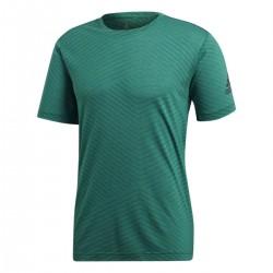 Adidas FreeLift Aeroknit Tee Férfi Póló (Zöld) CE0857