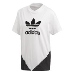 Adidas Originals CLRDO Női Póló (Fehér-Fekete) CE1741