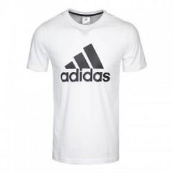 Adidas Young Boy Logo Tee Fiú Gyerek Póló (Fehér-Fekete) BK3488