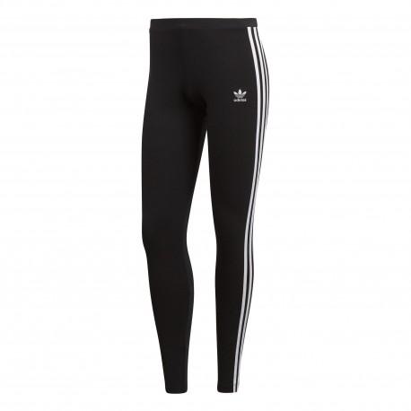 Adidas Originals 3 Stripes Leggings Női Leggings (Fekete-Fehér) CE2441