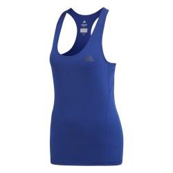 Adidas Alphaskin Sport Tank Top Női Trikó (Kék) CE3976