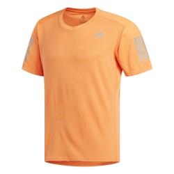 Adidas Response Tee Férfi Póló (Narancssárga) CF2107