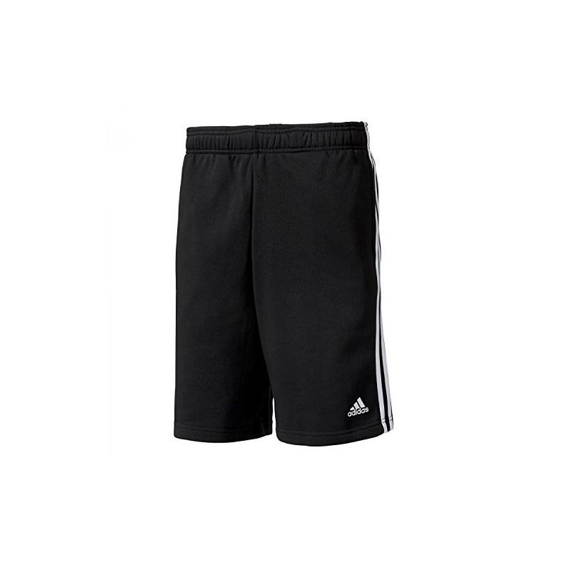 Adidas Essentials 3 Stripes Short Férfi Short (Fekete-Fehér) BK7468 cf7daaa7c6