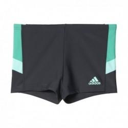 Adidas Inspiration Boxer Boys Fiú Úszó (Fekete-Türkiz) BP9789