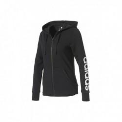 Adidas Essentials Linear Női Felső (Fekete-Fehér) S97076