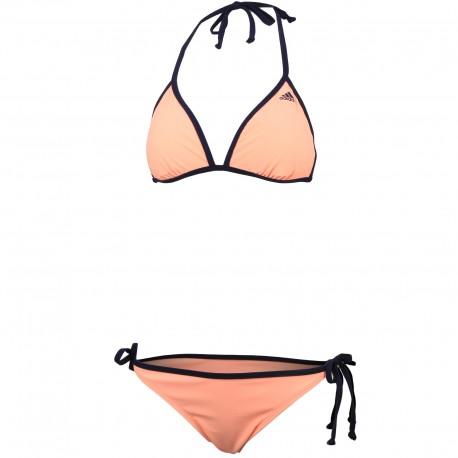 5ca69dd3f8 Adidas Solid Beach Bikini Női Bikini (Barack-Fekete) CV4655