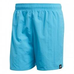 Adidas Solid Swim Short Férfi Úszó Short (Kék) CV5130