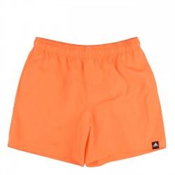 Adidas Solid Swim Short Férfi Úszó Short (Narancssárga) CV7110