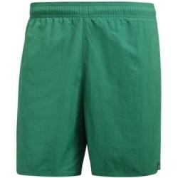 Adidas Solid Swim Short Férfi Úszó Short (Zöld) CV7113