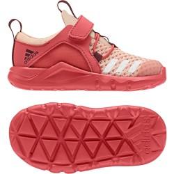 Adidas RapidaFlex 2 EL I Lány Gyerek Cipő (Korall-Piros) DB0492