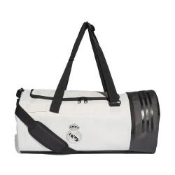 Adidas Real Madrid Sport Bag Sporttáska (Fehér-Fekete) CY5606