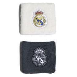 Adidas Real Madrid Wristbands Csuklószorító (Fekete-Fehér) CY5619