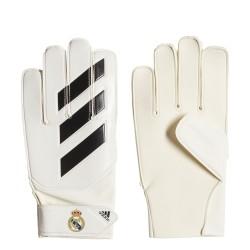 Adidas Real Madrid Young Pro Kapuskesztyű (Fehér-Fekete) CW5620