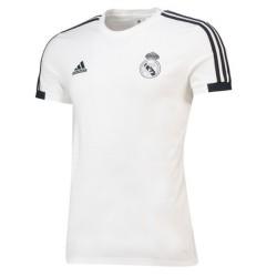 Adidas Real Madrid Training Tee Férfi Póló (Fehér-Fekete) CW8670