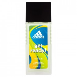 Adidas Get Ready Férfi Pumpás Testpermet 75 ML 734470