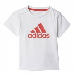 Adidas Favorite Tee Bébi Póló (Fehér-Barack) BQ7952