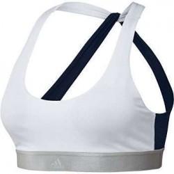 Adidas All Me Bra Női Sportmelltartó (Fehér) DM7206