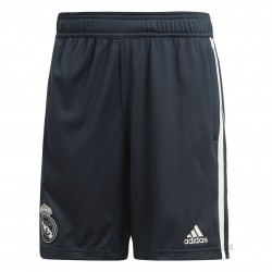 Adidas Real Madrid Training Shorts Fiú Gyerek Short (Fekete-Fehér) CW8651