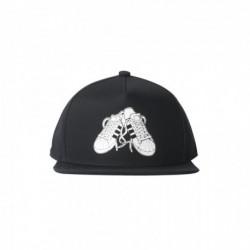 Adidas Originals Superstar Sneaker Fiú Sapka (Fekete-Fehér) BK7382