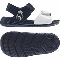 Adidas Real Madrid AltaSwim Fiú Szandál (Kék-Fehér) BB0849