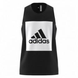 Adidas Essential Tank Férfi Trikó (Fekete-Fehér) B47364