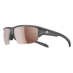Adidas Kumacross Halfrim Black Shiny Napszemüveg  (Fekete) a421/00/ 6053)  B20464