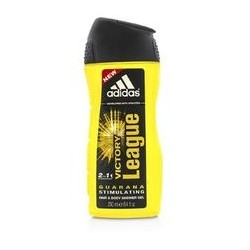 Adidas Victory League 2 in 1 Hair & Body Férfi Tusfürdő 250 ml 726262