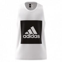 Adidas Essentials Tank Férfi Trikó (Fehér-Fekete) S98704