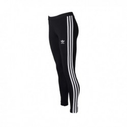 Adidas Originals 3-Stripes Leggings Női Leggings (Fekete-Fehér) AJ8156
