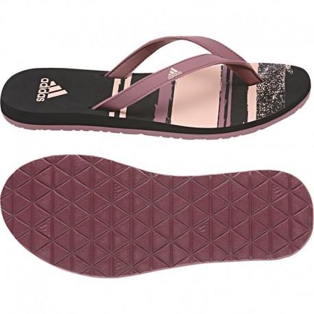 e687b26605 Adidas Eezay Flip Flop Női Papucs (Fekete-Lila) B43550