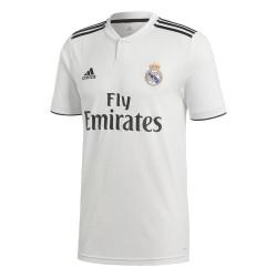 Adidas Real Madrid Home Jersey Férfi Póló (Fehér-Fekete) DH3372