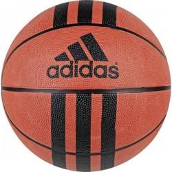 Adidas 3 Stripes D 29.5 Basketball Kosárlabda (Narancssárga-Fekete) 218977