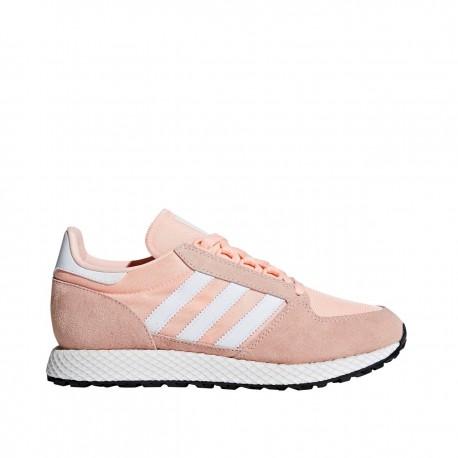 886cc864f Adidas Originals Forest Grove W Női Cipő (Barack-Fehér) B37990