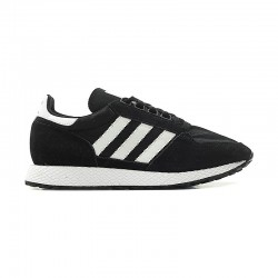 Adidas Originals Forest Grove Férfi Cipő (Fekete-Fehér) B41550