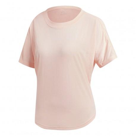 Adidas Magic Logo Tee Női Póló (Rózsaszín) DN9066